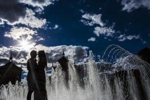 Fotografía pre boda en Valladolid