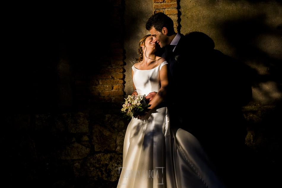 Boda en candelario, Patricia y Alfredo, un retrato de la pareja