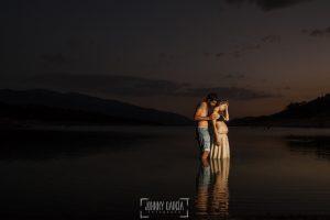 Fotografía premama en Baños