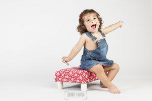 Fotografía infantil en Hervás