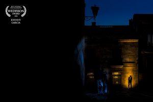 Fotografía premiada en el directorio Wedisson de Rusia, realizada por Johnny Garcia en Salamanca