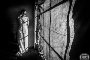 Fotografía ganadora de la mención de honor en la categoría de luz, realizada en Candelario