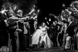Fotografía ganadora de la mención de honor en la categoría de momento realizada en El Rincón de Castilla