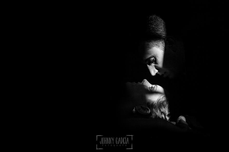 Boda en Alba de Tormes, Elena y Jose, un retrato en blanco y negro