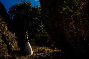 Boda en Béjar, post-boda en Los Barruecos, Lorena y Raúl por Los Barruecos en Cáceres