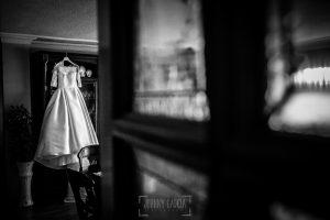 Boda en Plasencia, Isabel + Rubén, el vestido de isabel