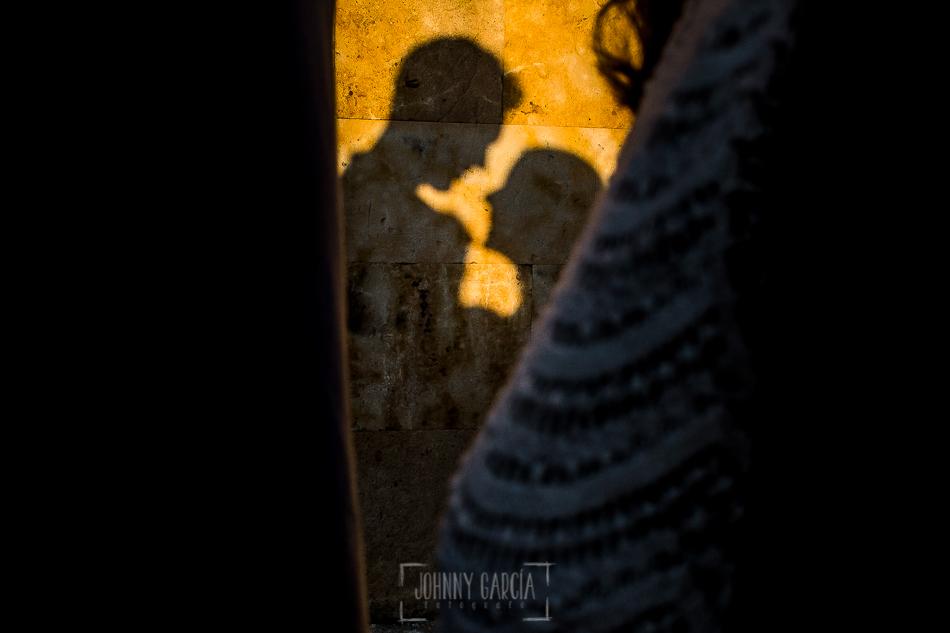Pre boda en Salamanca, las sombras de Cristina y Santiago