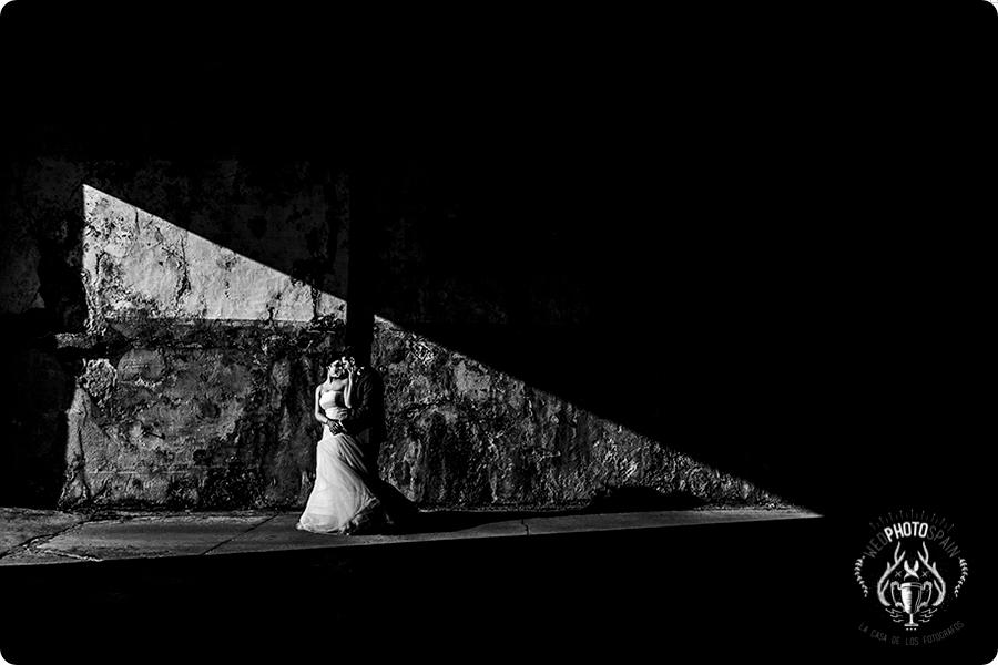 Fotografia de boda premiada en Wed Photo Spain España realizada por Johnny Garcia en Bejar Salamanca