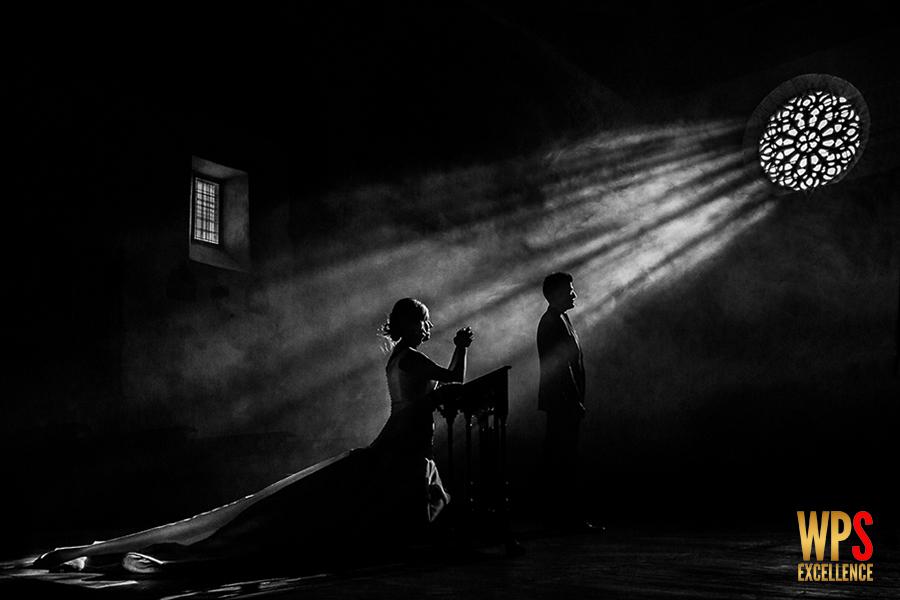 Fotografía premiada en la wedding photography select del Reino Unido realizada por Johnny Garcia, fotografo de bodas españa en Candelario