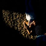Pre boda Salmantina de Laura y Jonatan realizada por el fotógrafo de bodas en España Johnny García en Salvatierra de Tormes y en Salamanca, la imagen destacada de la preboda