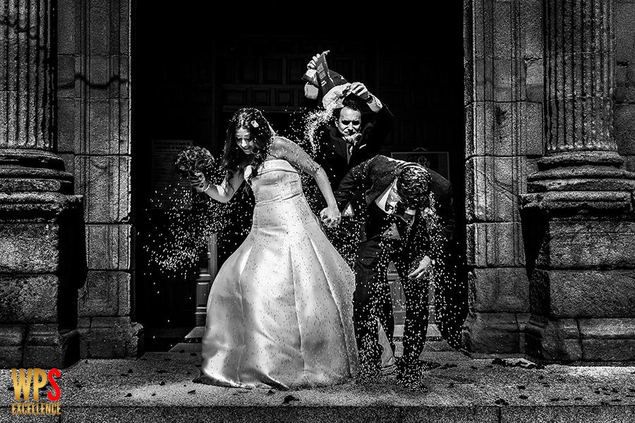 Fotografía premiada en la Wedding Photography Select del Reino Unido realizada por Johnny Garcia, fotografo de bodas España, en Almaraz, Cáceres