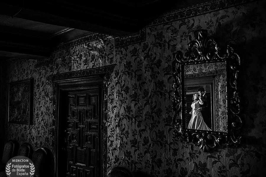 Mejor fotógrafo de boda del año 2016, Fotógrafos de Boda en España, foto ganadora de Johnny García tomada en Candelario