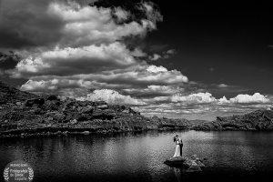 Mejor fotógrafo de boda del año 2016, Fotógrafos de Boda en España, foto ganadora de Johnny García tomada en Las Lagunas del Trampal