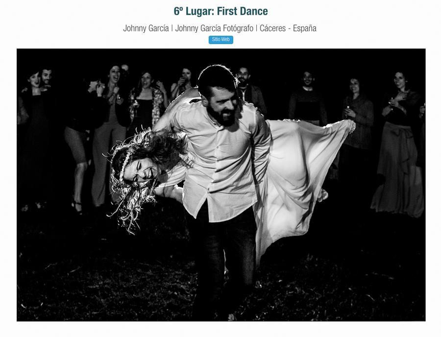 Fotografía premiada en el concurso fall 2016 de la ispwp de Estados Unidos realizada por Johnny García, fotógrafo del año 2016 en Extremadura
