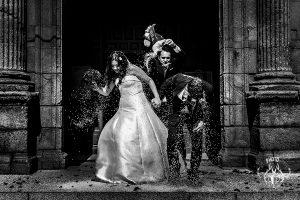 Fotografia premiada en wed photo spain de españa, realizada por el fotografo de bodas extremeño johnny garcia en Almaraz, Caceres