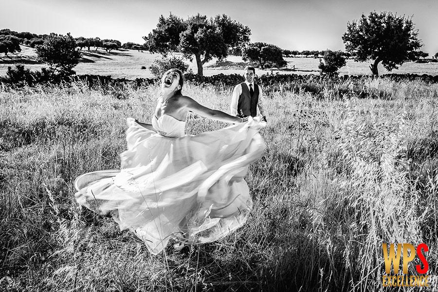 Fotografía premiada en la Wedding Photography Select del Reino Unido realizada por Johnny Garcia, fotografo de bodas en España, top 20, Salamanca