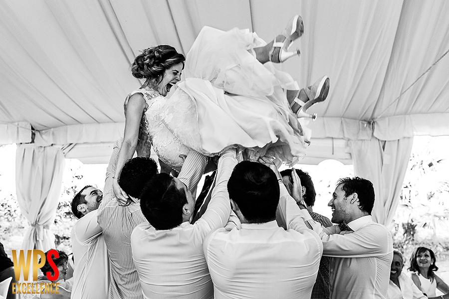 Fotografia premiada en la WPS, en su colección 26, realizada por el fotografo de bodas en Avila Johnny Garcia