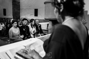 Boda de Noelia y César en Horcajo de Montemayor realizada por Johnny García, Fotógrafo de bodas en Salamanca, la madre de Noelia le dedica unas palabras