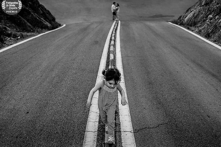 Fotografía premiada con el primer puesto en Fotógrafos de Boda en España, realizada por Johnny García, fotógrafo de bodas en España