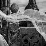 Boda en Salamanca de Laura y Manu, realizada por el fotógrafo de bodas en Salamanca Johnny García, Laura y Manu en su sesión de post boda, fotografía destacada