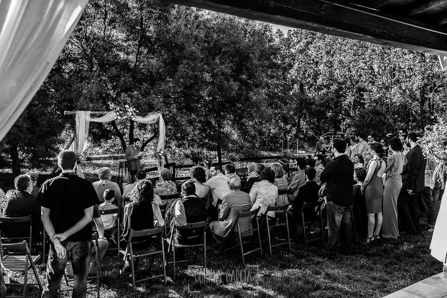 Boda en Hervás y postboda en Trevejo de Sofía y Charly realizada por Johnny García, fotógrafo de bodas en Extremadura, vista general de la ceremonia