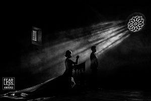 Fotografía premiada en Fearless Photographers en su colección 39 realizada en Candelario por Johnny Garcia fotógrafo de bodas en Salamanca