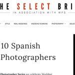listado de los mejores fotógrafos de boda en España según la WPS