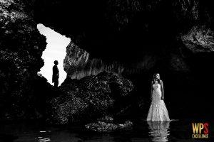 Fotografía de boda premiada en la wps del reino unido realizada por el fotógrafo de bodas Johnny Garcia en Asturias