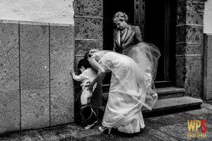 Fotografía premiada en la wps realizada por el fotógrafo de bodas en Extremadura Johnny García, foto realizada en el Castañar de Béjar