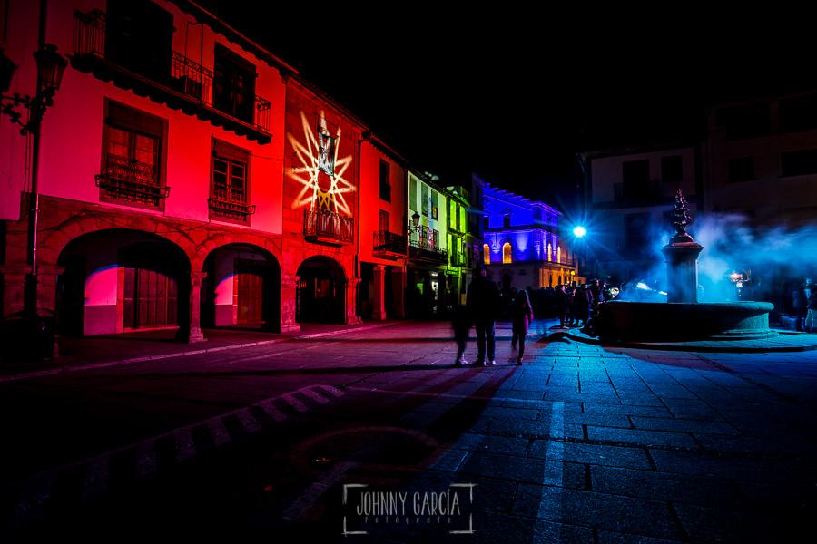 50 Aniversario de la Declaración Conjunto Histórico-Artístico de Hervás, Fotos realizadas pro el fotógrafo hervasense Johnny García, La corredera forma parte del conjunto histórico