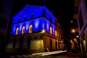 50 Aniversario de la Declaración Conjunto Histórico-Artístico de Hervás, Fotos realizadas pro el fotógrafo hervasense Johnny García, la casa de los Rubio
