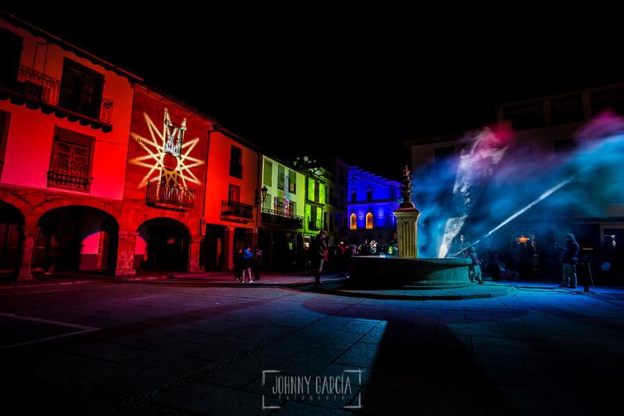 50 Aniversario de la Declaración Conjunto Histórico-Artístico de Hervás, Fotos realizadas pro el fotógrafo hervasense Johnny García, La corredera llena de color