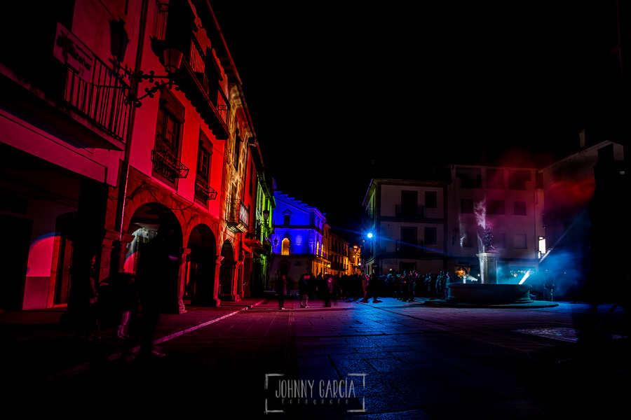 50 Aniversario de la Declaración Conjunto Histórico-Artístico de Hervás, Fotos realizadas pro el fotógrafo hervasense Johnny García, La corredera