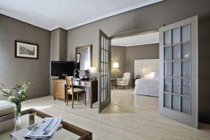 © Johnny Garcia   Fotografia Hotel Barceló Extremadura una de las habitaciones.