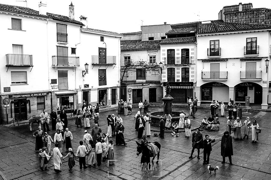 Imagen perteneciente al calendario conmemorativo del X aniversario de Los Conversos, noviembre de 2005, fotografía realizada por Johnny García.