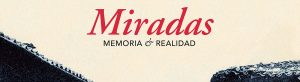 Cartel exposición Miradas, memoria y realidad en Hervás de Johnny García y Jose María Castellano. Foto destacada.