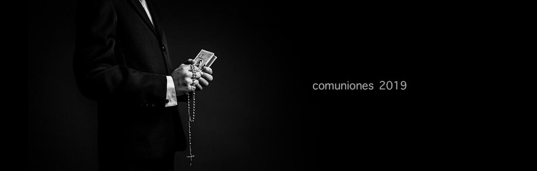 Comunión en Hervás de Jesús, realizada por Johnny García, fotógrafo de comuniones en Hervás. Foto destacada.