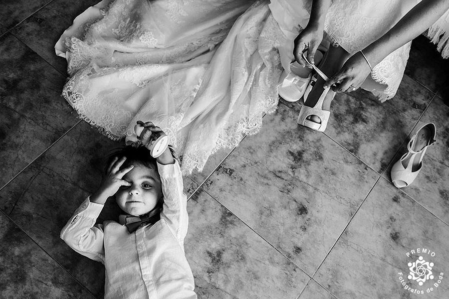 Fotografía de boda premiada en el Round 14 de Fotógrafos de Boda en España realizada por Johnny García fotógrafo de bodas en La Garganta