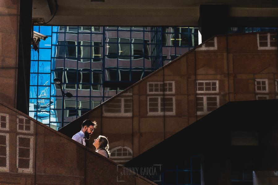 Post boda en Londres de Ani y Hécter realizadas por Johnny García, fotógrafo de bodas en Londres; una foto de la postboda.