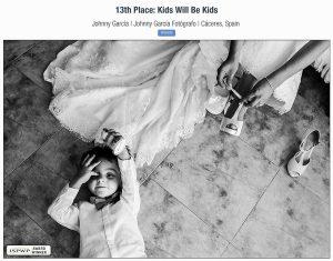 Fotografía premiada en la ISPWP en su concurso Winter 2019 realizada por Johnny García, fotógrafo de bodas en Extremadura.