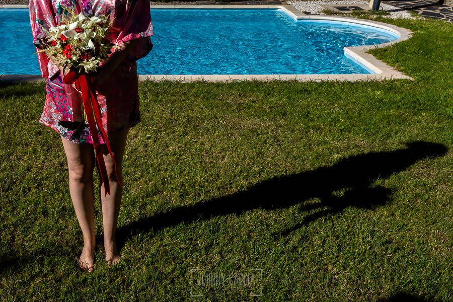 Los mejores ramos de novia, ideas para tu ramo de novia, Johnny Garcia fotógrafos, un ramo de novia diferente.