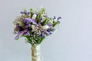 Los mejores ramos de novia, ideas para tu ramo de novia, Johnny Garcia fotógrafos,Ramo de novia con flores silvestres.