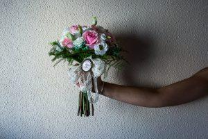 Los mejores ramos de novia, ideas para tu ramo de novia, Johnny Garcia fotógrafos, ramo de novia con helecho.