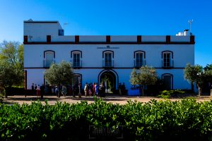 Boda en Hacienda de Regla, Sevilla, de Jessica y Sergio, Johnny García, fotógrafo de bodas en Sevilla; una vista de la Hacienda de Regla.