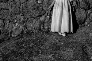 Comunión en Plasencia de María, foto de comunión realizada por Johnny García, fotógrafo de comuniones.