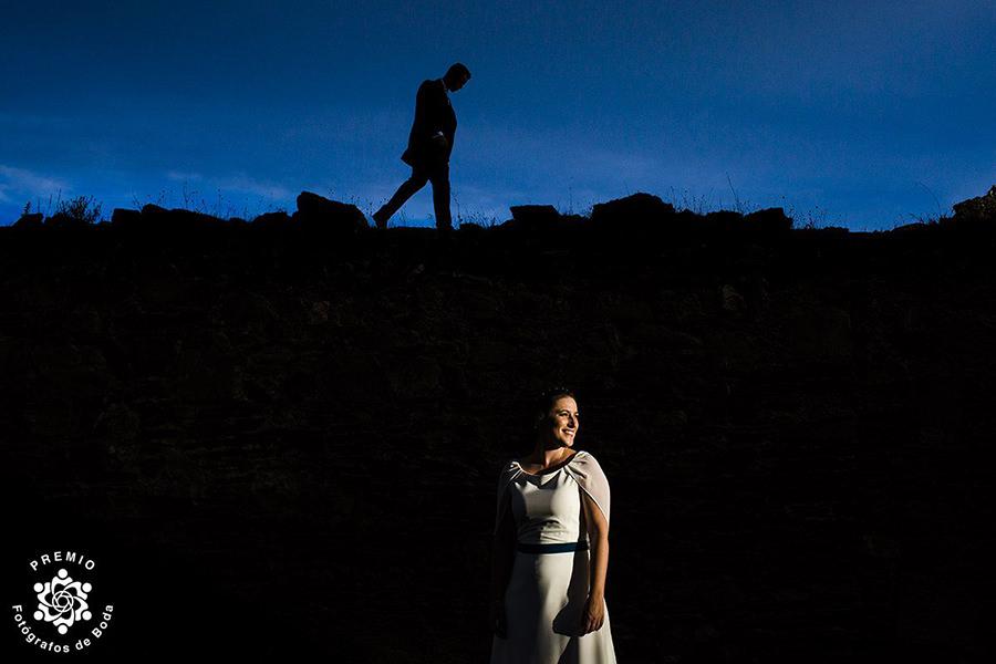 foto boda premiada en fotógrafos de boda en España realizada por Johnny Garcia en una boda en Puerto de Béjar