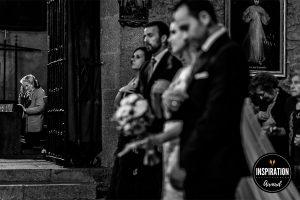 Fotografía de boda premiada en Inspiration Photographer en su collection 26 realizada por Johnny García en una boda en La Alberca