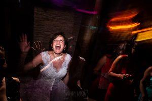 Boda en La Alberca de Sonia y Juanjo realizada por el fotógrafo de bodas en Salamanca Johnny García. Momento de la fiesta 9.