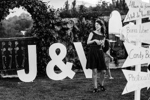 Boda en Béjar de Vanessa y Jorge realizada por Johnny García, fotógrafo de bodas en Béjar. Invitada.