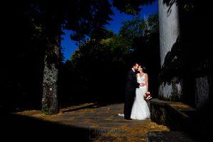 Boda en Béjar de Vanessa y Jorge realizada por Johnny García, fotógrafo de bodas en Béjar. Retrato.